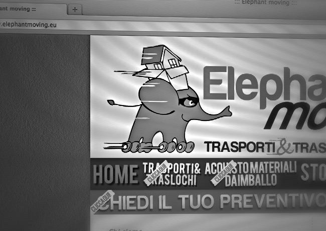 Elephant Moving