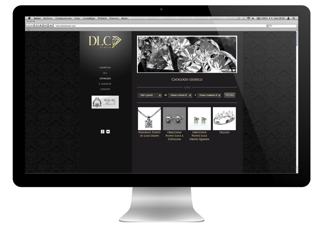 DLC diamanti
